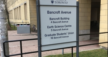 University of Toronto - Earth Sciences Centre - Miriam Diamond Lab