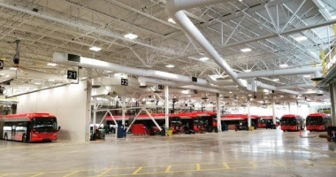 Brampton Sandalwood Transit Maintenance Expansion