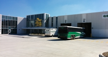 GO Transit East Gwillimbury Bus Facility