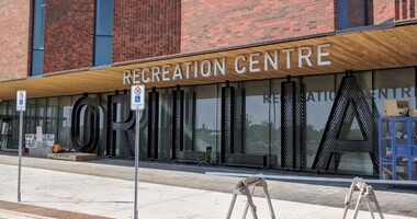 Orillia Recreation Centre