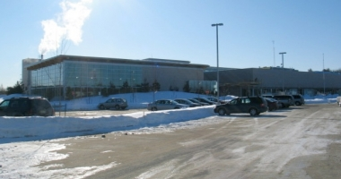 BRACEBRIDGE HIGH SCHOOL, RENE M CASSIE THEATRE AND SPORTSPLEX CENTRE