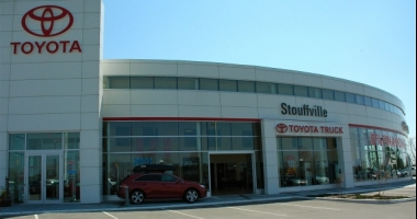 Stouffville Toyota Dealership